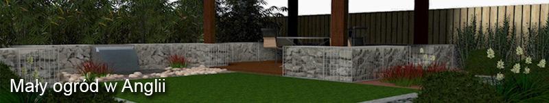 Projektowanie ogrodów w Anglii