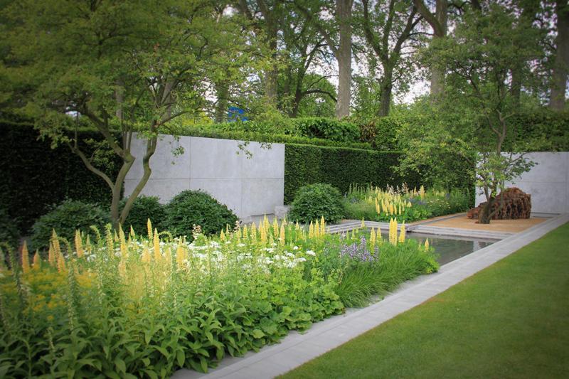 Ogród pokazowy na Chelsea Flower Show