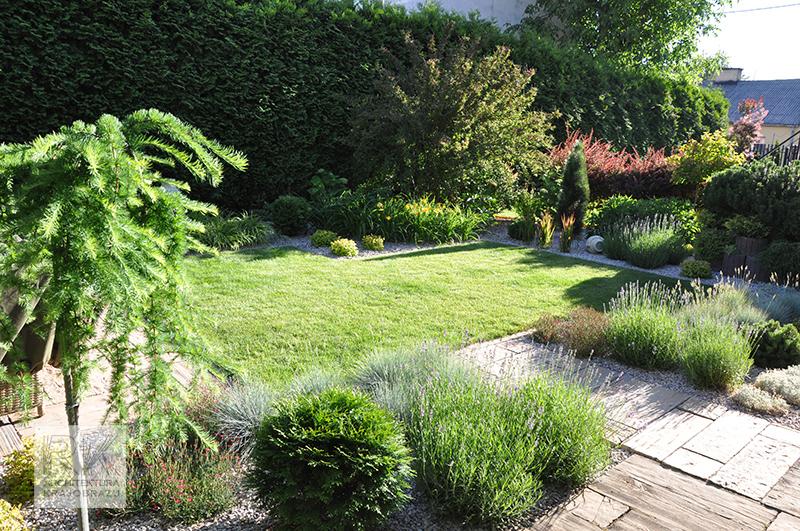 Mały ogród Lublin